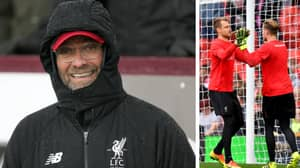 Jurgen Klopp Drops Hint At Which Goalkeeper He Could Sign