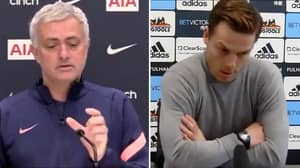 Jose Mourinho Demands An Apology From Fulham If They Field Full-Strength Team Against Spurs