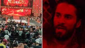 WWE Fans Furious After Hell In A Cell Ends With Confusing DQ Finish