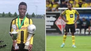 Borussia Dortmund Wonderkid Youssoufa Moukoko Says He Wanted To Quit Football At 15