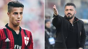 The Threat Gattuso Made To Hachim Mastour Is The Most Gattuso Thing Ever