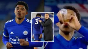 Wesley Fofana Posts Emotional Statement After Being Allowed To Break Fast Vs Crystal Palace
