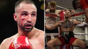 Paulie Malignaggi Challenges Conor McGregor To A 'Winner Takes All' Boxing Fight