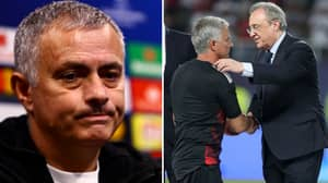 Real Madrid Officials Text Jose Mourinho After Manchester United Sacking