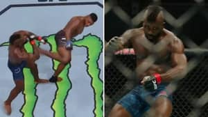 Joaquin Buckley's KO Of The Year Looks Even Better From Other Angles