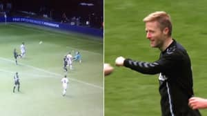 40-Year Old Assistant Manager Gets Subbed On, Scores Outrageous Chip