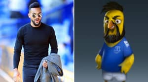 Theo Walcott, Gylfi Sigurdsson And Cenk Tosun Are All Playable Characters On Angry Birds
