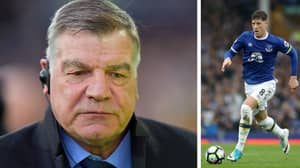 Big Sam Hints That Someone May Already Have A Deal With Ross Barkley
