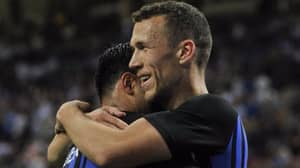 Ivan Perisic Is In Trouble With Inter Milan After Volleyball Appearance