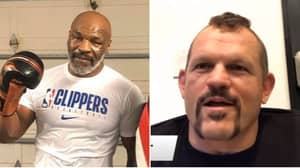 UFC Legend Chuck Liddell Reacts To Mike Tyson's Boxing Comeback