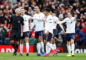 Liverpool Fans Create Petition For Martin Atkinson To Be Sacked Following VAR Controversy