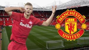 Manchester United To Offer Erling Haaland Insane Pay Rise In January Transfer