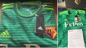 Watford Launch New Kit By Sending It To Every Fan Who Attended All 19 Away Games Last Season