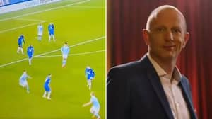 Peter Drury's Commentary During Chelsea 1-3 Manchester City Was Incredibly Savage