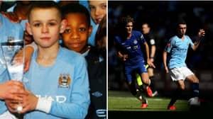 Phil Foden Was 11 When Aguero Scored His First City Goal, He Assisted His 200th Yesterday
