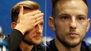 Ivan Rakitic Claims He'll Get A Tattoo On His Forehead If Croatia Win The World Cup