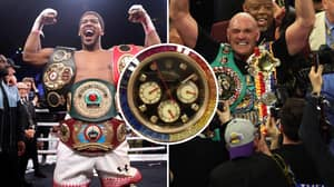 Anthony Joshua Once Sparred Tyson Fury For A Rolex Watch
