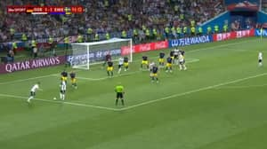 Watch: Toni Kroos Scores Incredible Free-Kick To Seal World Cup Victory Vs. Sweden