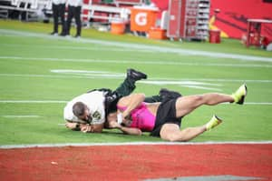 Fans Question Whether Super Bowl Streaker Was Actually Paid Out $375,000 By Betting Company