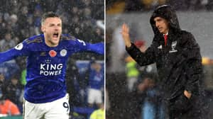 """Arsenal Fans Chant """"Sacked In The Morning"""" At Manager Unai Emery During Dire Leicester Loss"""