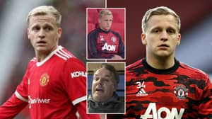 Manchester United BLOCK Donny Van De Beek From Joining Premier League Side, It's Getting Nasty