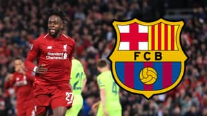 Barcelona Want To Sign Liverpool's Divock Origi As Back Up To Luis Suarez
