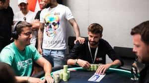 Gerard Pique And Arturo Vidal Won Nearly €500k At A Poker Tournament