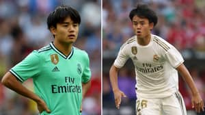 Takefusa Kubo To Leave Real Madrid On Loan This Summer