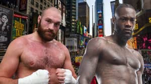"""Tyson Fury Challenges """"Big Dosser"""" Deontay Wilder To A Bare Knuckle Fight In New York"""