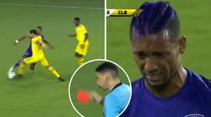 The Worst Ever VAR Call? Former Manchester United Ace Is Left In Tears