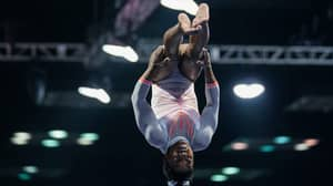 Simone Biles Pulls Off Never-Before-Seen Move That Leaves Everyone Speechless