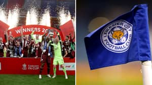 Leicester City Can Now Take Part In Weird Tradition After FA Cup Triumph