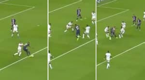 Eric Maxim Choupo-Moting Scored A Superb Solo Goal After Beating Four Toulouse Defenders