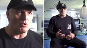 Anthony Joshua Responds After John Fury Criticises Tyson Fury's Team
