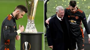 Sir Alex Ferguson Waited For David De Gea Outside The Tunnel After Europa League Final Penalty Miss