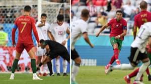 Cristiano Ronaldo's Free-Kick Record At Major Tournaments Is Horrific