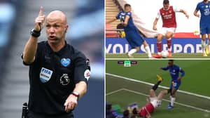 Thread Of Anthony Taylor's 'Wrong Decisions' Against Chelsea Over The Years Has Fans Furious