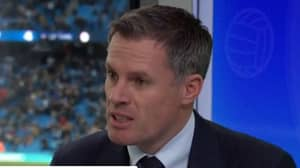 Jamie Carragher Tears Into Maurizio Sarri Following Defeat To Manchester City