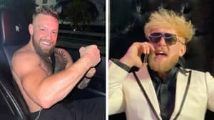Jake Paul Accuses Conor McGregor Of Being 'Coked Up' After Randomly Punching DJ