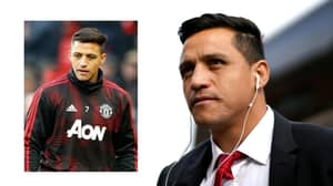 Alexis Sanchez's Manchester United Career Worked Out At Around £28,800 Per Touch Of The Ball
