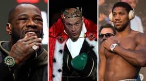 The Heavyweight Division Ranked Following Tyson Fury's Win Over Deontay Wilder