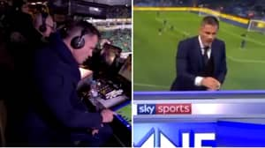 Fan Creates Thread Of Every Time Jamie Carragher Says 'There' In Analysis