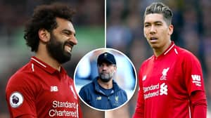Mohamed Salah And Roberto Firmino Both Ruled Out Of Barcelona Match