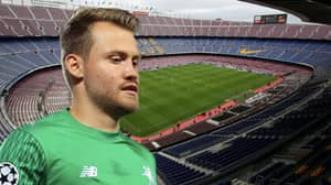 Simon Mignolet Linked With A Shock Move To Barcelona