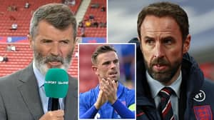 Gareth Southgate Responds To Roy Keane's Savage Comments On Jordan Henderson's Place In England Squad