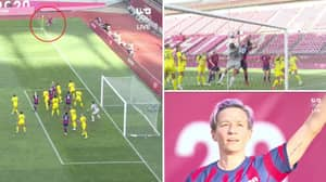 Megan Rapinoe Scores Directly From A Corner Against Australia At Tokyo Olympics