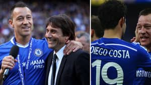 Diego Costa Sent A Hilarious Message To John Terry After His Retirement