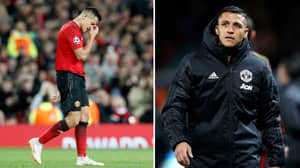 Stat Proves Just How Poor Alexis Sanchez Was In Champions League Draw