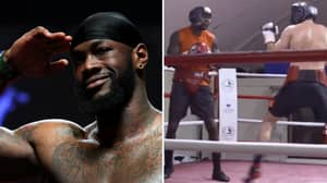 Deontay Wilder Says Daughters' Boyfriends Must Spar At Least Three Rounds With Him To Prove Themselves