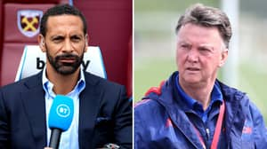 Rio Ferdinand Blasts Louis Van Gaal Over Three Manchester United Departures